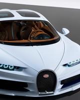 Bugatti Chiron Sky View Show Car