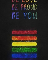 Be Love Be Proud Be You Quotes
