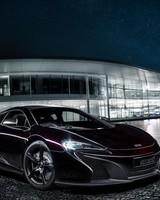 McLaren MSO 650S Concept