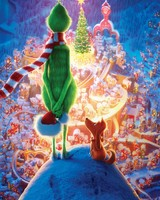 The Grinch Christmas holiday movie