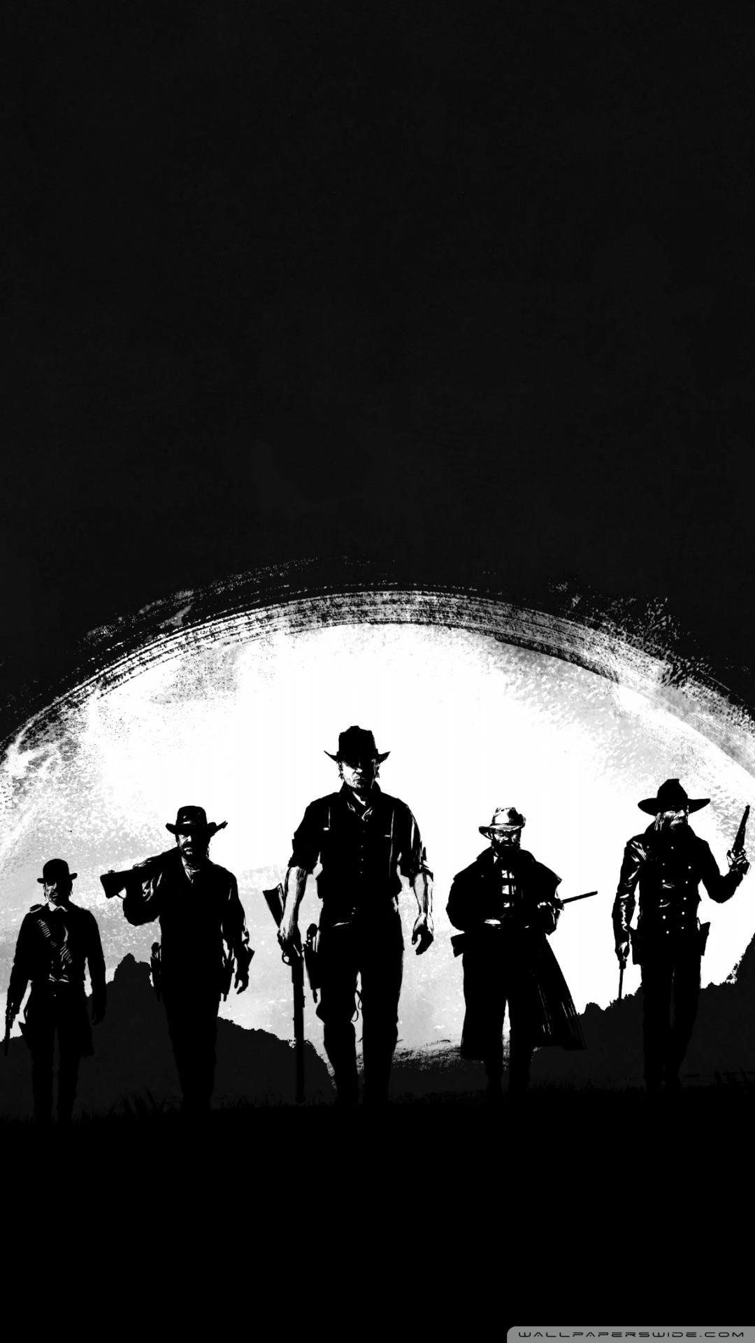 Free Red Dead Redemption 2 Dark phone wallpaper by koolkidd001