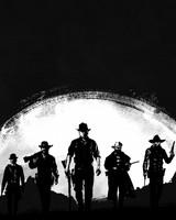 Red Dead Redemption 2 Dark