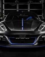 TechArt Porsche Panamera Sport Turismo Grand GT Selective
