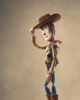 Woody in ToyStory 4