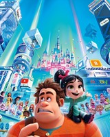 Ralph Breaks the Internet Ralph & Vanellope