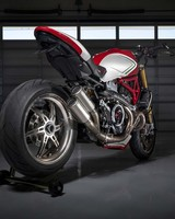 Ducati Monster 1200 Tricolore by Motovation