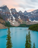Moraine Lake, Mountains, Banff National Park