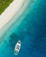 Maldive Island Aerial Photography