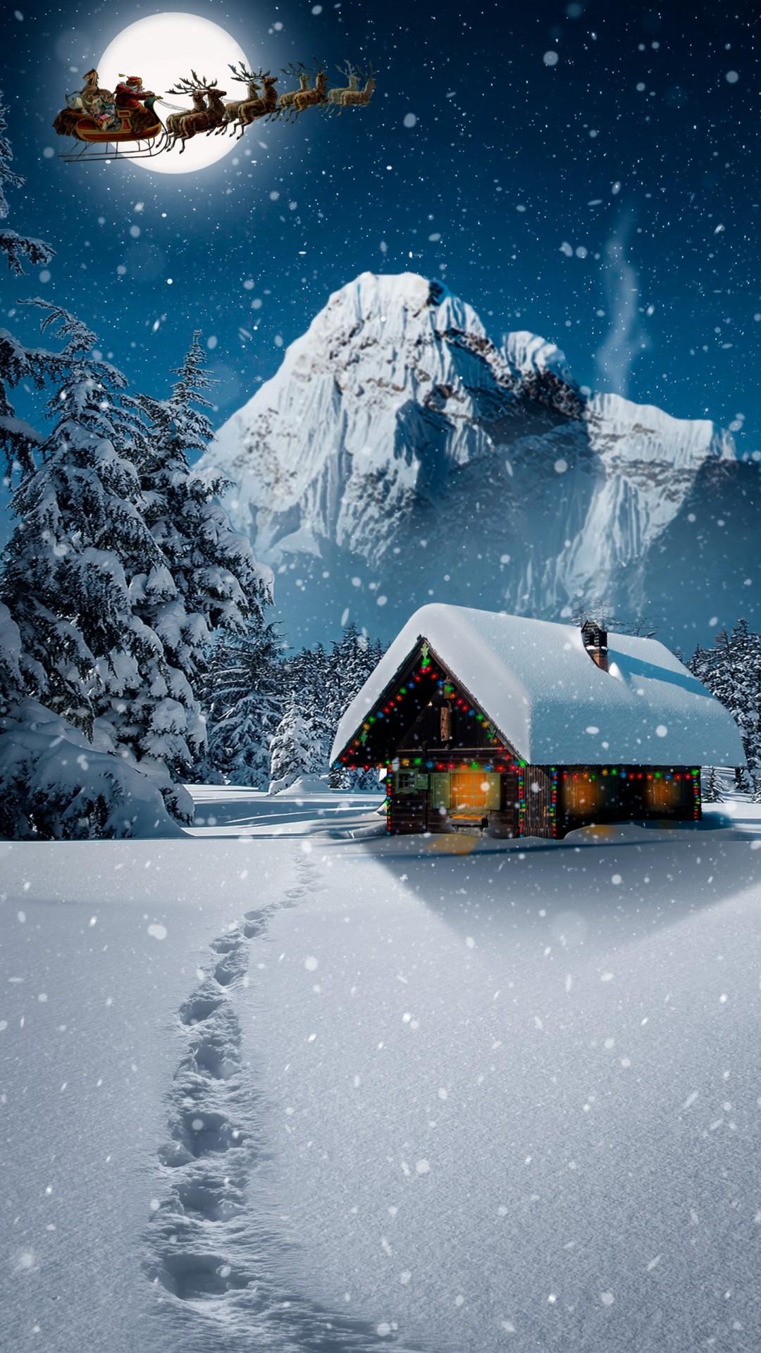 Free Christmas Winter phone wallpaper by liyah2