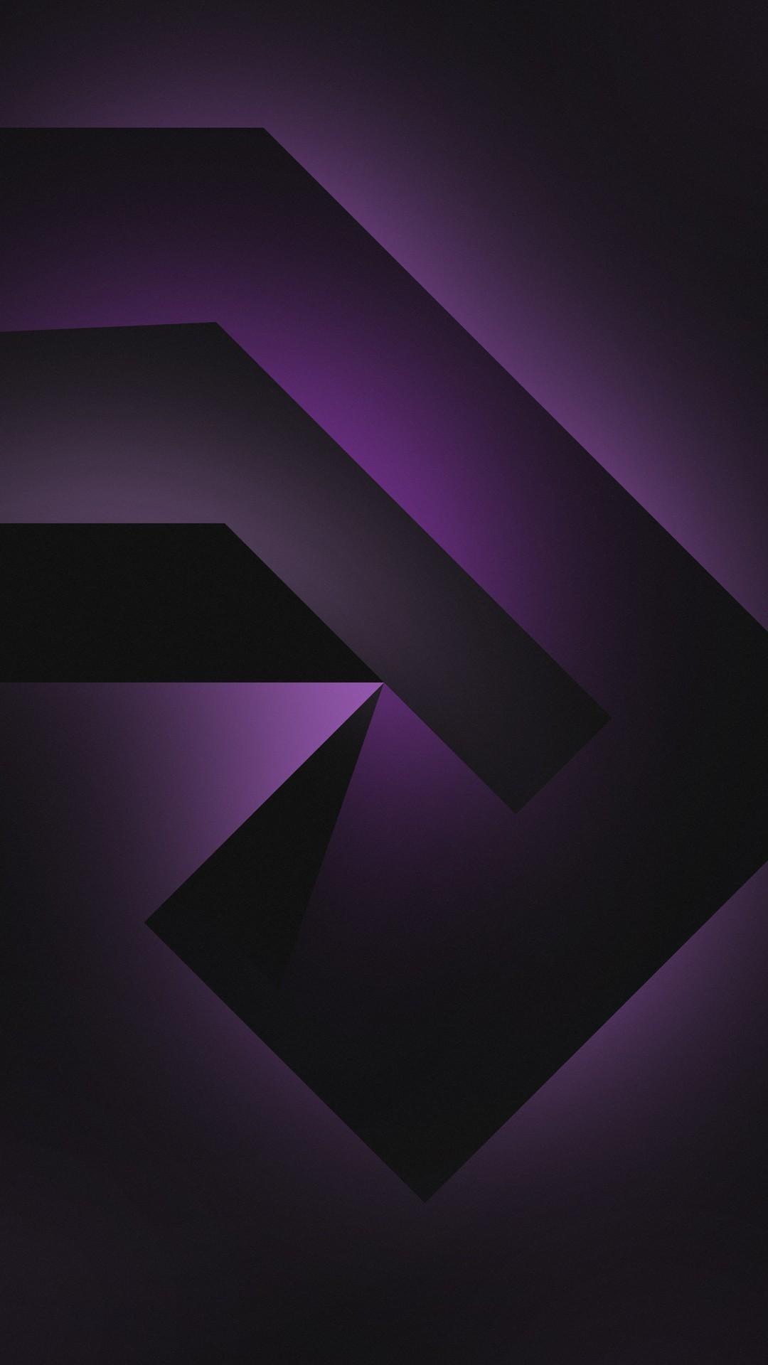 Free Dark Purple phone wallpaper by swat813
