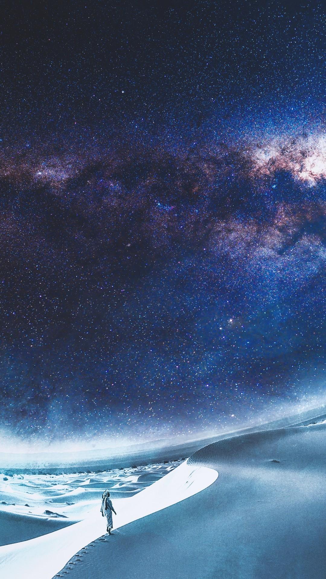 Free Surreal Desert phone wallpaper by slick1994v3