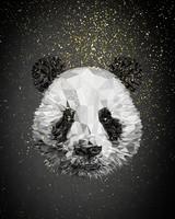 Panda Lowploy Art