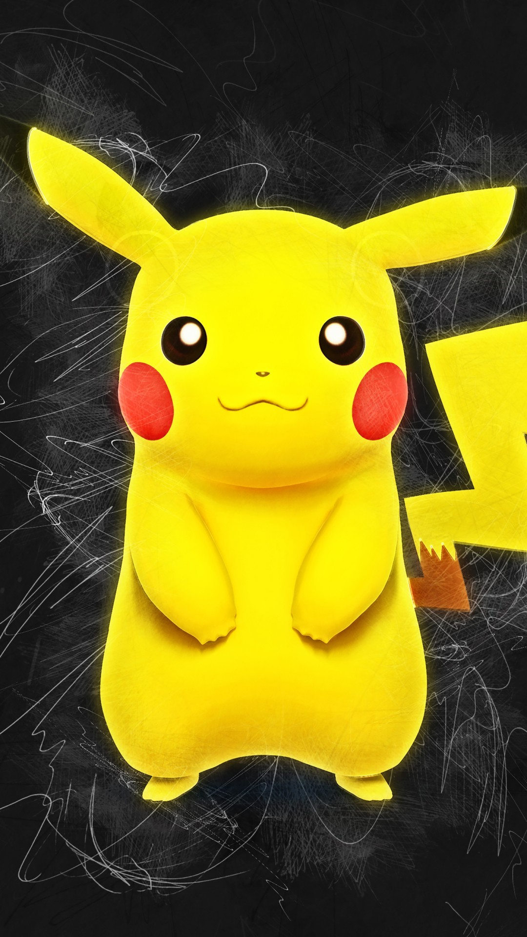 Free Pikachu phone wallpaper by alarson