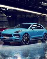 Porsche Macan wallpaper 1