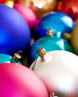 Christmas Balls Decoration