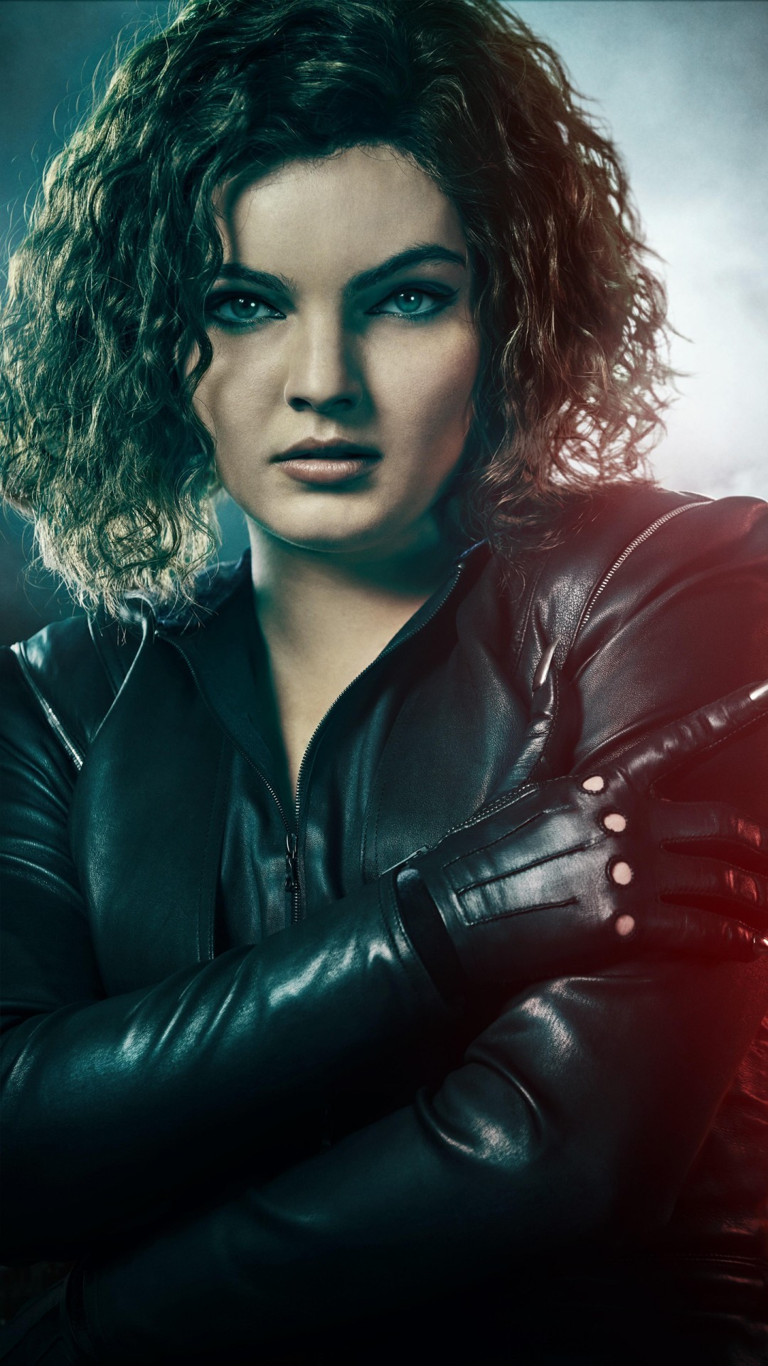 Free Camren Bicondova in Gotham Season 5 phone wallpaper by acrowth