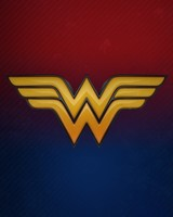Wonder Woman 3D Logo