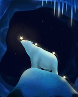 Polar Bear Fantasy