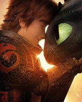 How to Train Your Dragon 3 Hiccup Night Fury