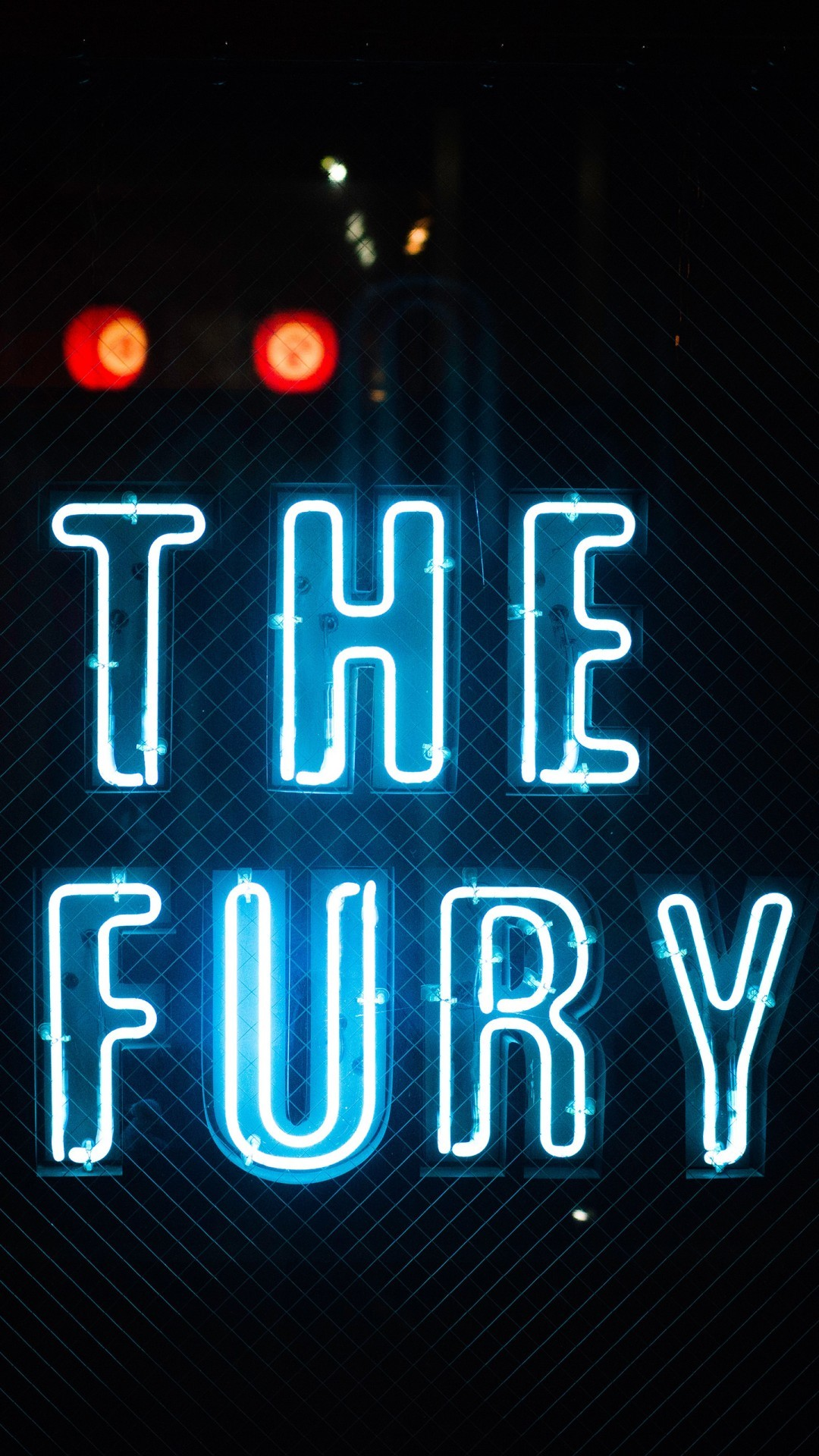Free The Fury Neon Sign phone wallpaper by princess_jenna