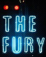 The Fury Neon Sign