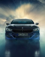 BMW Individual M850i xDrive Night Sky