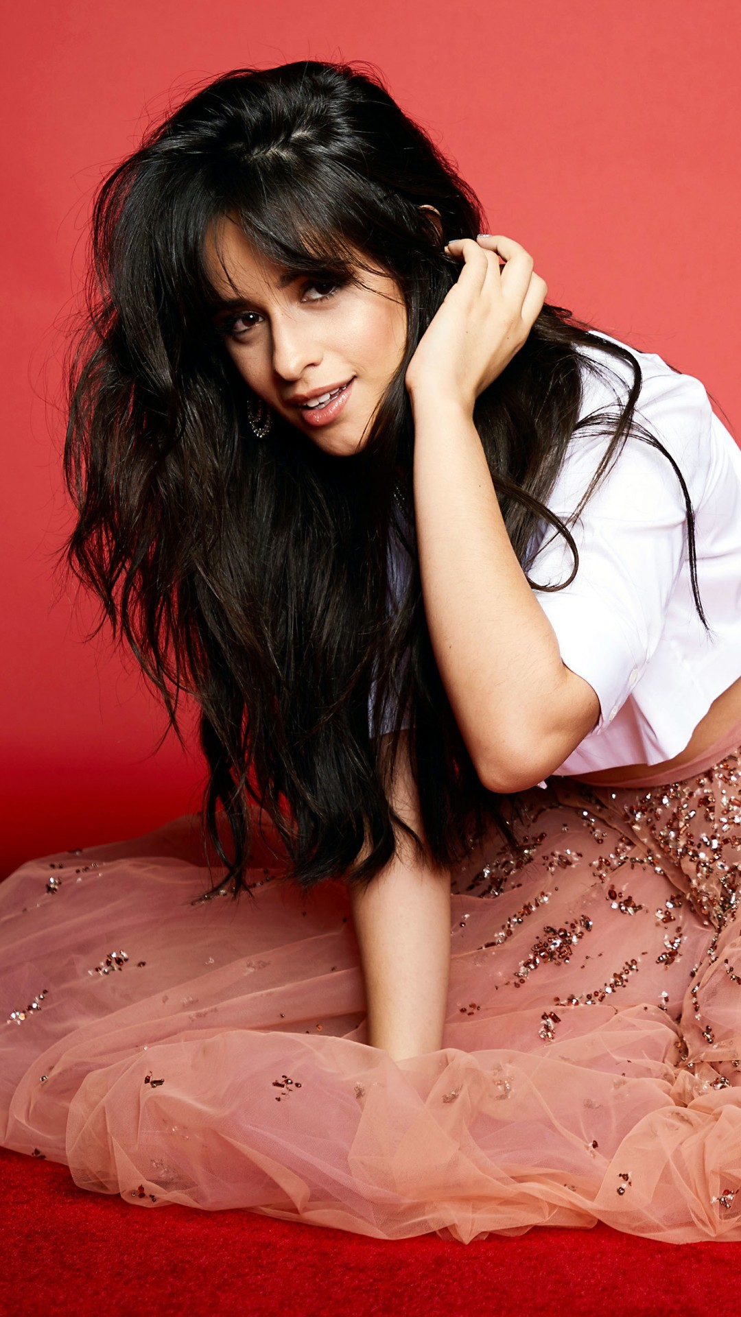Free Camila Cabello phone wallpaper by seds79