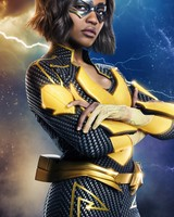 Jennifer Pierce in Black Lightning