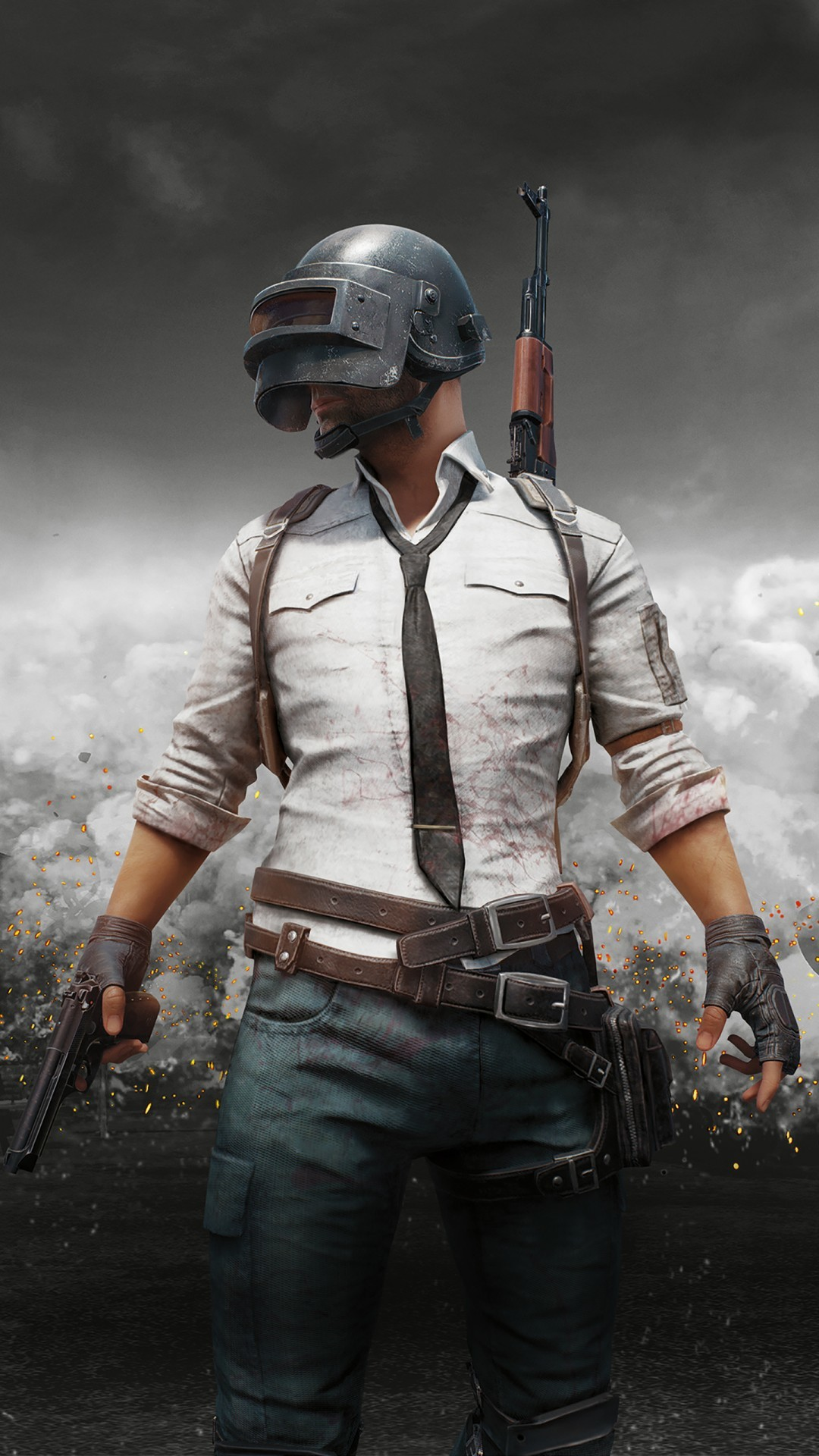 Free PUBG PlayerUnknowns Battlegrounds phone wallpaper by justme2be