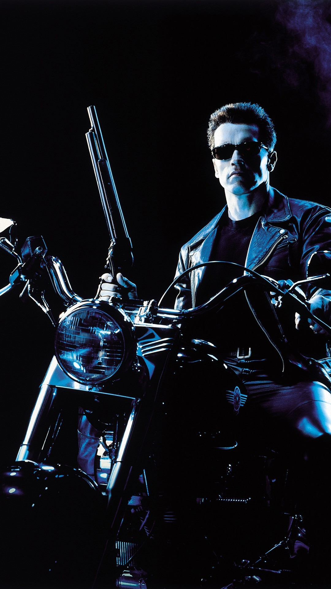 Free Arnold Schwarzenegger in Terminator 2 Judgment Day phone wallpaper by dorlawx36
