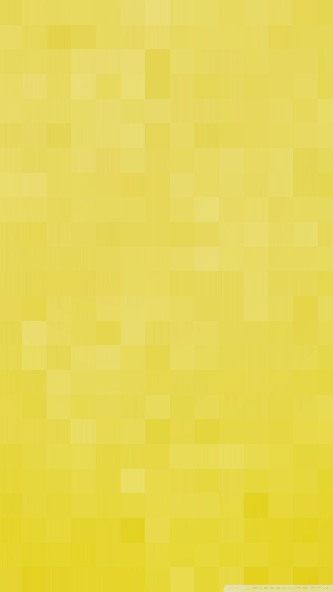 Free Yellow Pixels Background phone wallpaper by kingstevo