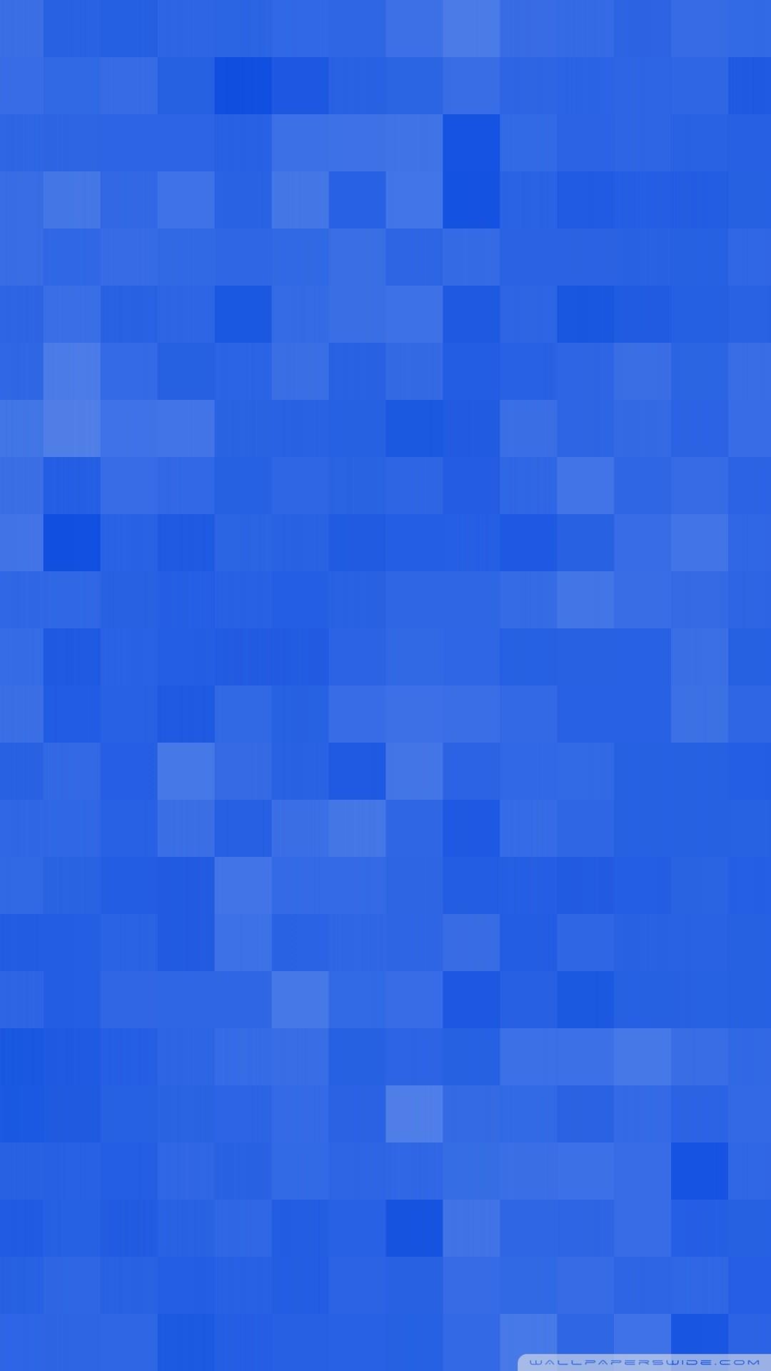 Free Blue Pixels Background phone wallpaper by iiiemyiii