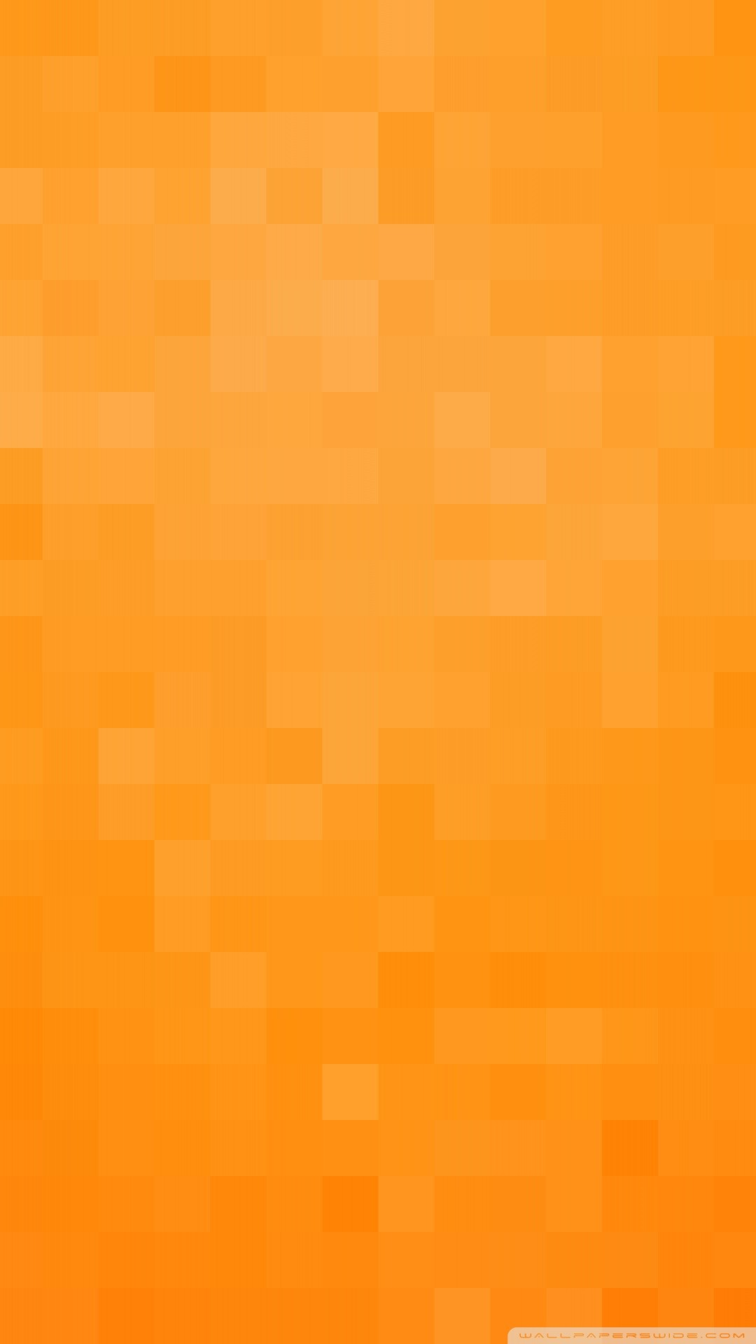 Free Orange Pixelated Background phone wallpaper by AuroraCadaver