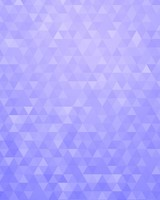 Purple Geometric Triangles Pattern