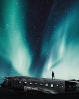 Aurora Lights Night