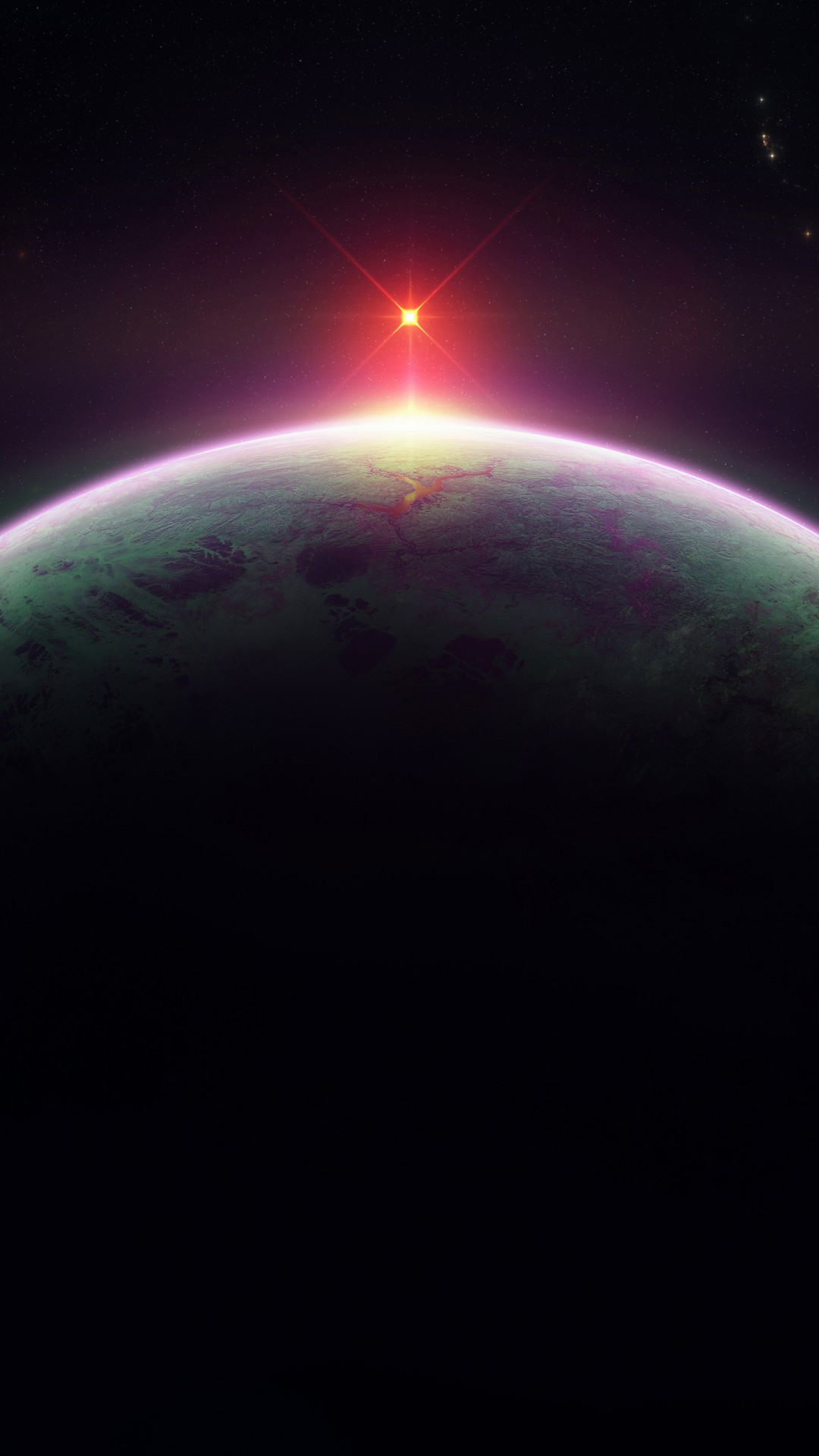 Free Planets   phone wallpaper by floridagurl02