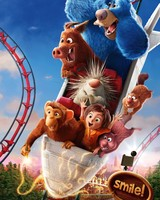 Wonder Park Animation