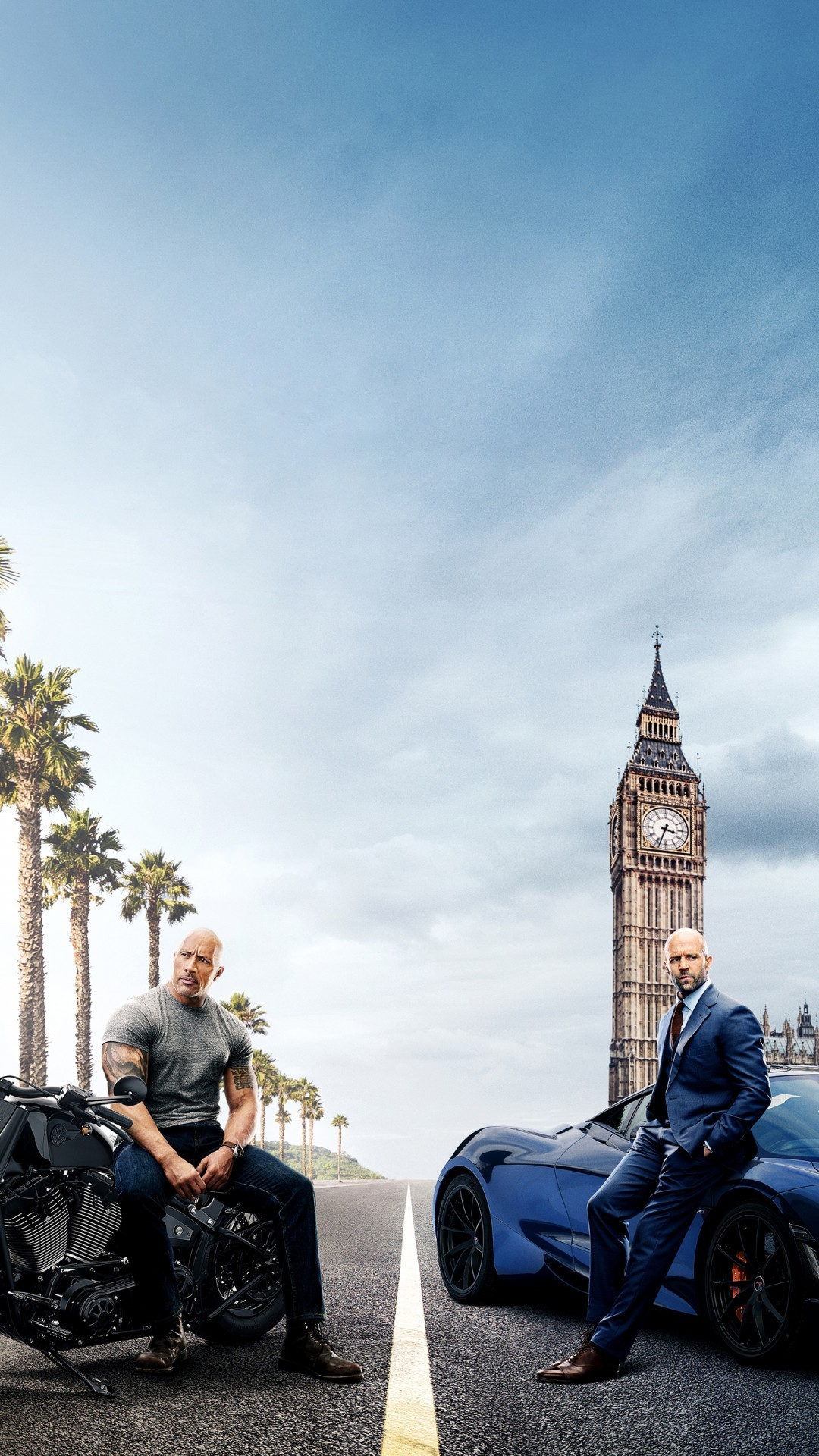 Free Fast & Furious Presents Hobbs & Shaw phone wallpaper by lilwill23