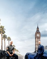 Fast & Furious Presents Hobbs & Shaw wallpaper 1