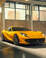 Novitec Ferrari 812 Superfast wallpaper 1
