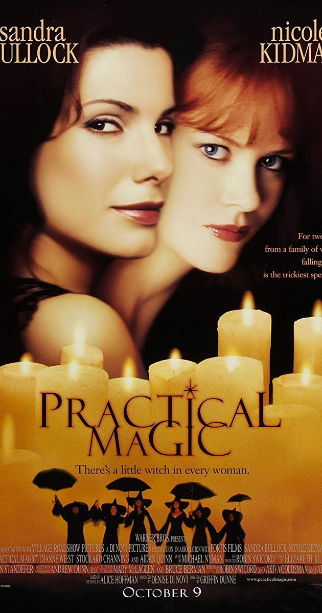 Free Practical magic phone wallpaper by hannahc1796