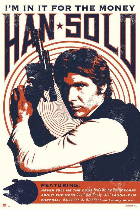 Free Hansolo phone wallpaper by hannahc1796