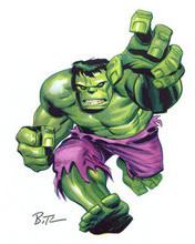 Free hulkBT phone wallpaper by bsl71