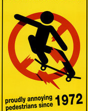 Free 10107839A~Skateboarders-Proudly-Annoying-Pedestrians-Posters.jpg phone wallpaper by davidyoon42