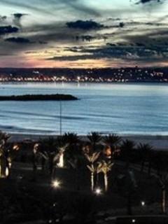 Free Tangier sunset.jpg phone wallpaper by aerojovi