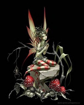 Free Berry Fairy.jpg phone wallpaper by melissa