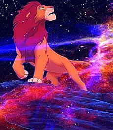 Free Lion King phone wallpaper by iamlal2