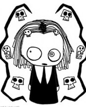 Free lenore2.jpg phone wallpaper by melancholia
