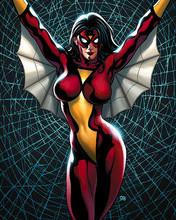 Free Spider-Women phone wallpaper by bsl71