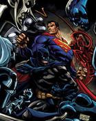 Super Man And Batman